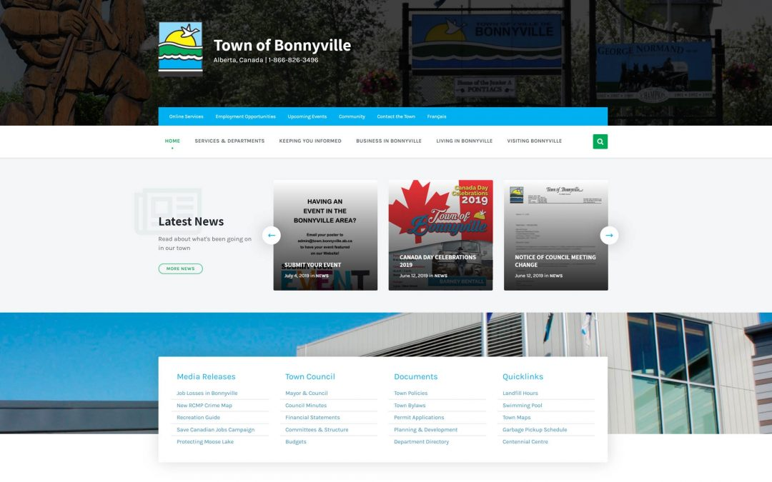Town of Bonnyville