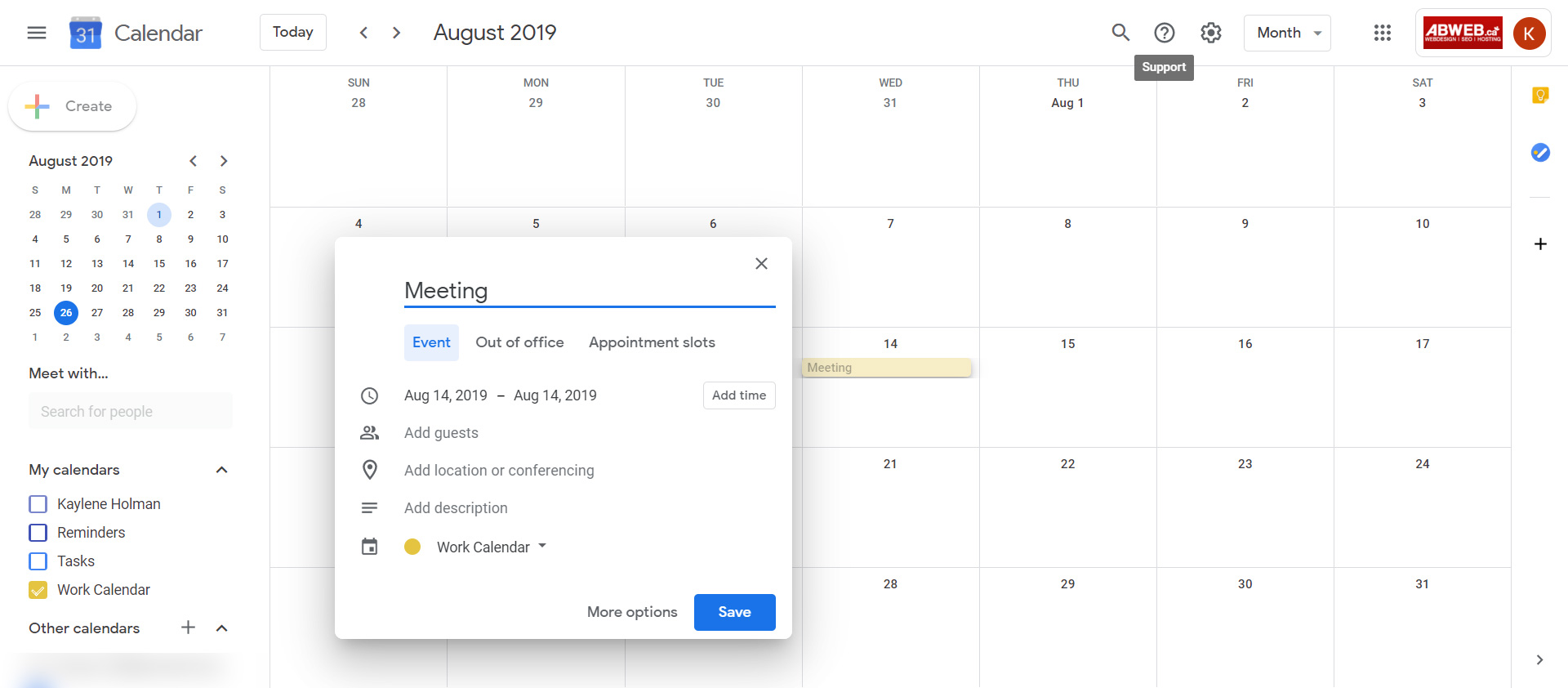 adding-new-event-in-google-calendar