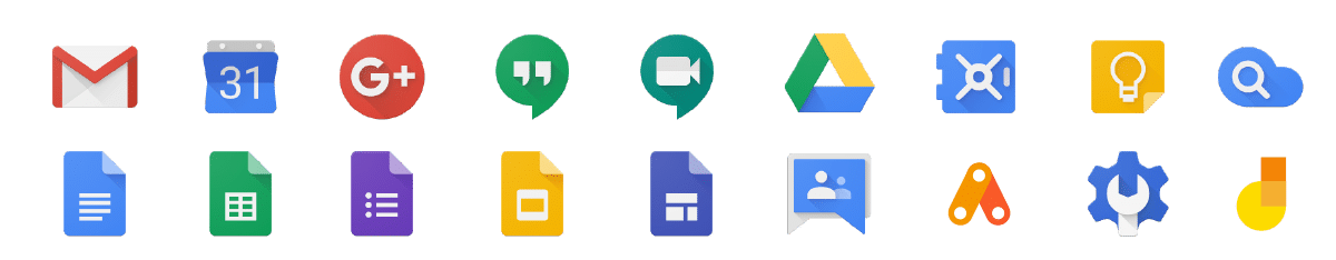 google-g-suite-apps