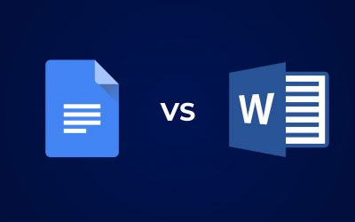 Differences Between Google Docs and Microsoft Word