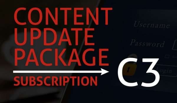 Content Update Package C3