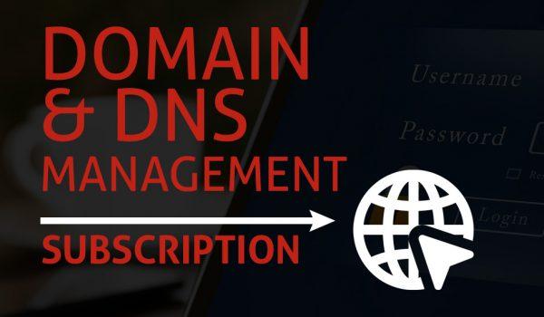 Domain/DNS Management